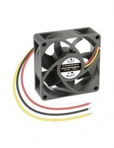 NIMO Ventilador 70X70X25mm 12V 3 Hilos VEN039