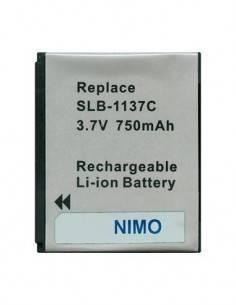 NIMO Bateria BAT 845 3.7V/750Mah Para Samsung SLB-1137C