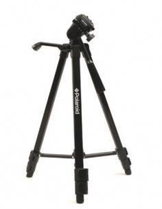 """POLAROID PLTRI50 Tripode Camara Foto-Video 50""""127cm , 3 secciones, 0.74kgs"""