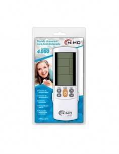 NIMO Mando Aire Acondicionado MAN374 Funcion Termometro, Temporizador