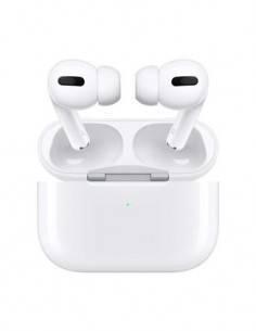 APPLE Auricular Bluetooth Airpods Pro Blanco Con Estuche de Carga Inalambrica  MWP22TY/A