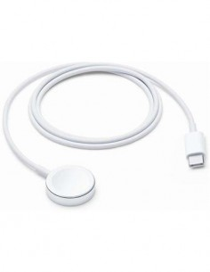 APPLE Cable de Carga Magnetica a USB-C para Apple Watch 1mtr