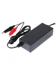 NIMO CAR1201 Cargador Bateria De Plomo Y Gel 12V 2000Mah