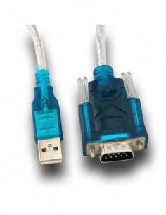 L-LINK Cable Usb 2.0 - Serie 9 PIN M Cable 021
