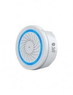 SPC Alarma Sirena Inteligente Wifi SONUS 6314 Blanco