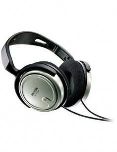 PHILIPS Auricular Estereo Casco SHP2500 6Mtrs Jack 3.5+ Adap 6.3