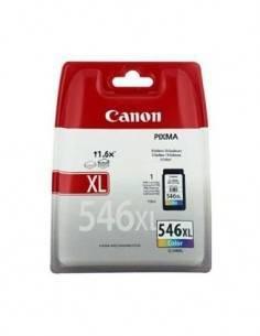 CANON Tinta 546 XL Color Impresora Pixma MG2450, MG2550