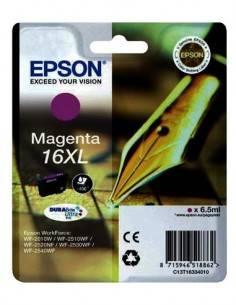 EPSON Tinta 16XL Magenta Para WF-2010W/2510/2520