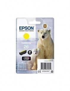 EPSON Tinta 26 Amarilla