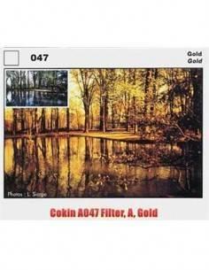 COKIN Filtro Oro A047