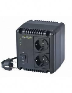 ENERGENIE Regulador y Estabilizador Autom. AC 1000Va/600W EG-AVR-1001