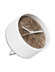 CLOUDNOLA Reloj Con Alarma Structure JR Madera SKU0033