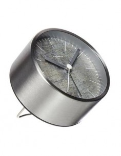 CLOUDNOLA Reloj Con Alarma Structure JR Cemento SKU0034