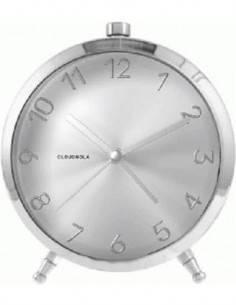 CLOUDNOLA Reloj Con Alarma Glam Cromo SKU0056