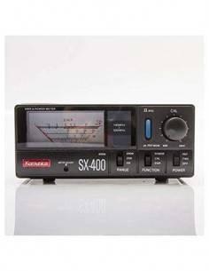 KOMUNICA Vatimetro Medidor SX-400 VHF-UHF 140-525 Mhz