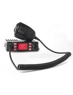 JOPIX Emisora Movil CB-27 FM/AM GS30 40 Canales 4W 12-24V