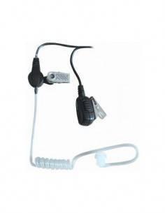 JETFON Micro Auricular De Aire JR-1804 Para Yaesu VX-1R