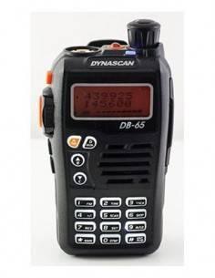 DYNASCAN DB-65 Emisora Portatil BiBanda con FM