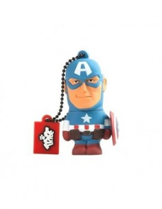 DAKOTA 25635 Pendrive 16GB Capitan America