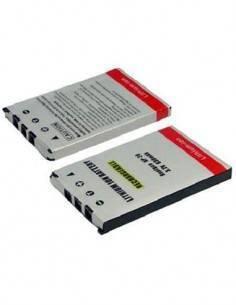 FERSAY Bateria Camara de Fotos CASIO E-CSL720 NP-20 3.7V/500Mah