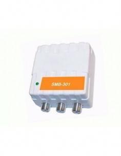 SURMEDIA Alimentador Para Amplificador de Mastil SMB301 24V 2. Salidas 100Mah